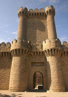 Mardakan's Castle - Azerbaijan