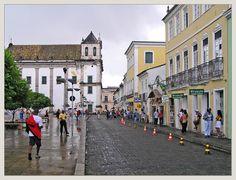 Rainy day in Salvador - Bahia - Salvador, Bahia