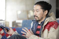 Hiroki Nakamura of visvim