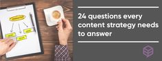 Create with purpose, market with intent. Get content marketing industry insights to help your content marketing workflow, editorial calendar, posts and more.