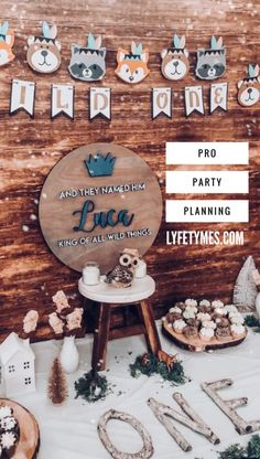 LYFETYMES is an All-In-One Party Planner, with the Party Website. Get all the party help you need: a registry, website, inspirations, vendors and more! Birthday Party Desserts, Birthday Bbq, Wild One Birthday Party, Boy Birthday Parties, Birthday Cakes, Birthday Invitations, Graduation Party Planning, Graduation Celebration, Graduation Party Decor