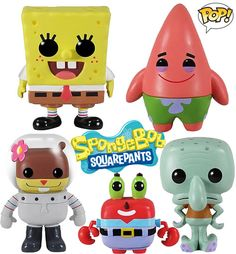 Funko Pop SpongeBob Squarepants