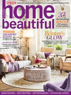 Beautiful Home Magazine home beautiful march 2013- check out the hettich win a $20,000