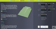 Vastrm - innovative app interface