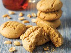 Yer fıstıklı kurabiye