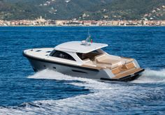 Toy 47' Tender from Nauta Design