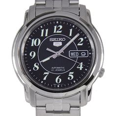 A-Watches.com - Seiko 5 Automatic 21 Jewels SNKL93K1 SNKL93, $44.00 (http://www.a-watches.com/seiko-5-snkl93k1)