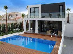 Villa en La Marina modelo Talisa Alicante Costa Blanca   | 3 Habitaciones | 3WC