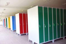 Spinde Lockers, Locker Storage, Divider, Cabinet, Room, Furniture, Home Decor, Locker, Clothes Stand