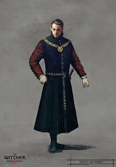 Emhyr var Emreis, the emperor of Nilfgaard