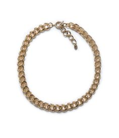 Image 1 of BASIC THICK LINK CHAIN from Zara