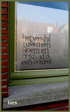 kalligrafie, literiair genieten