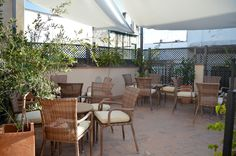 Roof top, Corral del Rey, Séville