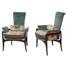 1stdibs - Pair Of Kittinger Sculptural Side Chairs explore items from 1,700  global dealers at 1stdibs.com
