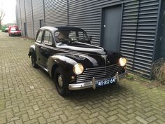 Peugeot 203 A - 1954