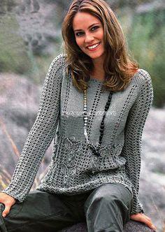 MADE TO ORDER women's sweater coat aran by LuxuryKNITTING2013, $200.00