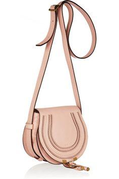 Cream-hand bag