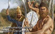 The Dacian Wars of Domitian and Trajan History Of Romania, Rome History, History Page, History Museum, Ancient History, Iron Age, Trajan's Column, Ancient Rome, Ancient Civilizations
