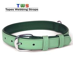 We are a manufacturers of dog collar. Varities of dog collars are available at us. For more details click on the below link or call us on +9833884973/9323558399 http://tapeswebbingstraps.in/ Courtsey : Tapes Webbing strap