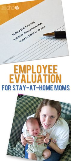 Employee Evaluation for Stay-at-Home Moms howdoesshe.com