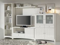 muebles de salon ikea destinado a presente casa Tv Rack, Tv Unit, Drawing Room, My House, Sweet Home, Wall Decor, House Design, Cabinet, Inspiration