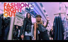 Обзор Fashion Night Out 2016/Цветной/Как это было!?