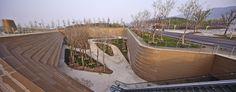 Galería - Centro de Servicio Earthly Pond para la Exposición Internacional de Horticultura 2014 / HHD_FUN - 3