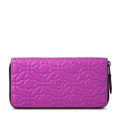 Loewe - zip around wallet bright purple - Women's Wallets & Purses