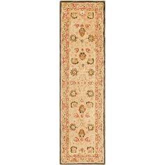 Anatolia Ivory/Beige 2 ft. 3 in. x 12 ft. Runner