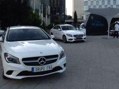 Belleza indiscutible. Mercedes-Benz