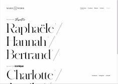 Web Layout, Layout Design, Typography Design, Branding Design, Modern Web Design, Ecommerce Website Design, Glam Makeup, Web Design Inspiration, Mood Boards