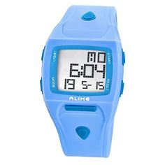 Girls outdoor waterproof electronic watches sportsWatchC -- Continue to the product at the image link.