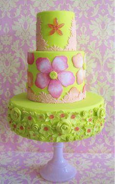 Cake by Zoe Smith, Bluebird-cakes