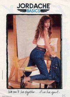 1988  #jordachejeans // Jordache.com