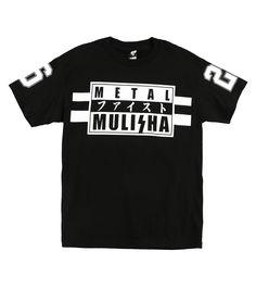 Metal Mulisha Men's Faisst Two Graphic T-Shirt