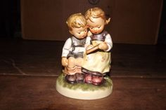 Smart Little Sister Goebel Hummel West Germany MINT 1956 6 hours left on this great auction!