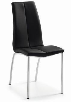 Flavio chair - zwart - Kave