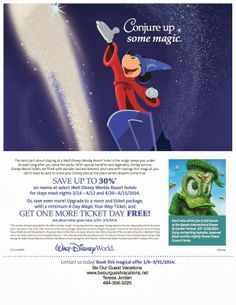 Exclusively Planning Disney Destination Vacations for Families. Magical destinations like Walt Disney World, Disneyland, Disney Cruise Line, Adventures by Disney and Aulani, A Disney Resort and Spa. Disney World Deals, Disney World Discounts, Disney World Vacation, Disney Cruise Line, Disney World Resorts, Disney Vacations, Disney Trips, Walt Disney, Disney Promotions