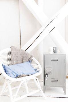 HK living chair #white countryathome.nl