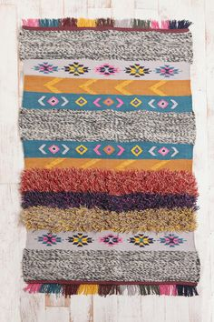 Urban Outfitters Mountaintop Rug $79.00