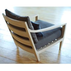 "Low Lounge Chair 28 1/3"" W x 34 1/4"" D x 28 1/3"" H (Seat Height: 17 1/3"", Seat Depth: 24 1/8"")"