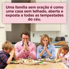 Oração em Família... Você faz?