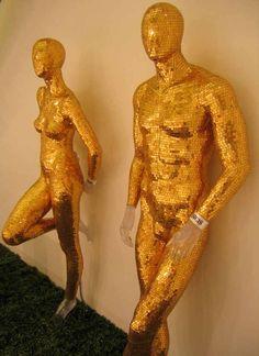 Mannequin Art SICIS Gold