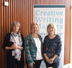 """""""Also this super trio of talented writers! Exeter, Embedded Image Permalink, Writers, Author, Twitter, Blouse, Tops, Women, Fashion"""