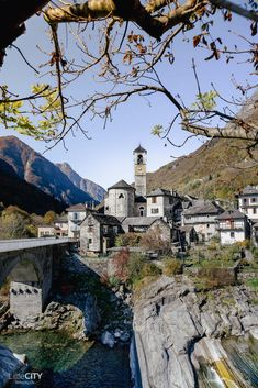 Lavertezzo Verzasca Tal Tessin Switzerland Bern, Places In Switzerland, Places To Travel, Places To Visit, Swiss Travel, Reisen In Europa, Secret Places, Beautiful Landscapes, Travel Photos