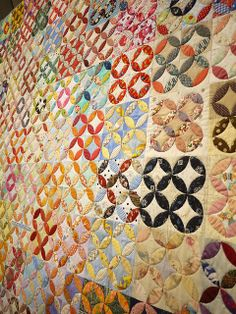 Orange Peel - Tokyo Quilt Festival 2013 | Flickr - Photo Sharing!
