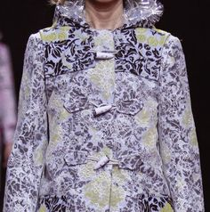 patternprints journal: PRINTS, PATTERNS, TEXTURES AND TEXTILE SURFACES FROM LONDON FASHION WEEK (WOMENSWEAR F/W 2015-16) / Mary Katrantzou