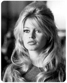 Brigitte Bardot Inspired Hair
