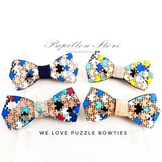 Bow Tie Theme, Bow Tie Party, Bow Tie Wedding, How To Tie Ribbon, Ribbon Bows, Tie Storage, Tie Day, Floral Bow Tie, Butterflies