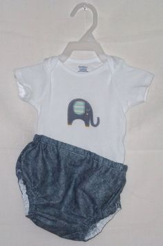 Boutique Onsie diaper cover outfit   Baby boy girl clothes  Bloomers  Newborn to size 3. $28.00, via Etsy.
